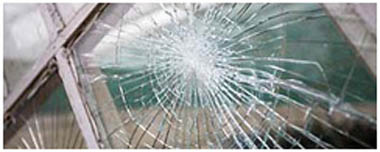 Ormskirk Smashed Glass